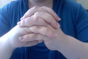 Codependent hands